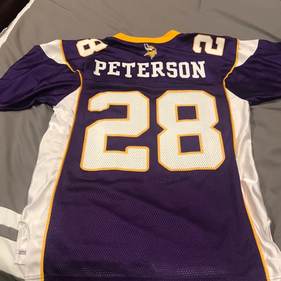 Adrian Peterson Minnesota Vikings jersey